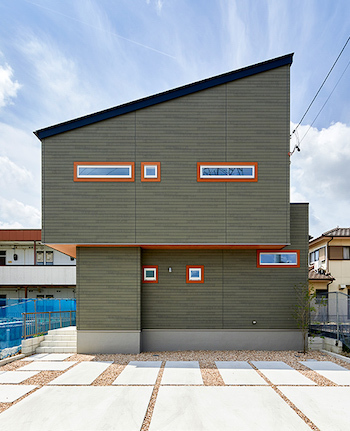 北欧風の注文住宅事例3