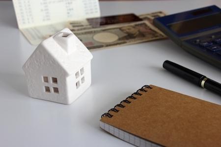 家とお金の画像