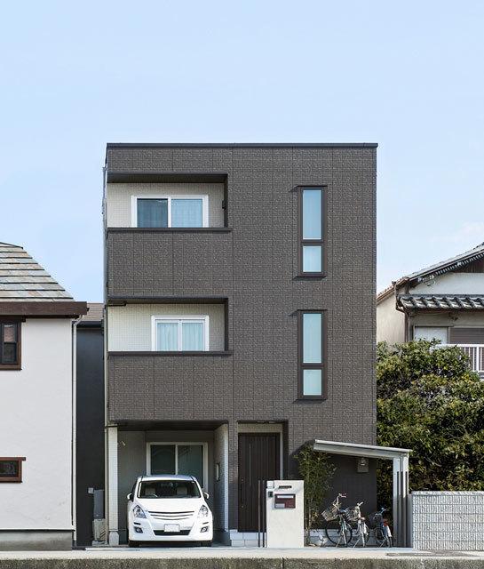 大和ハウス工業の3階建て住宅