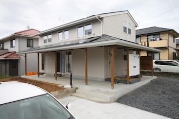 大紘建設の注文住宅事例1