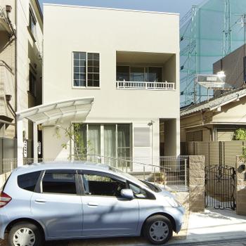 田原建設の2世帯住宅