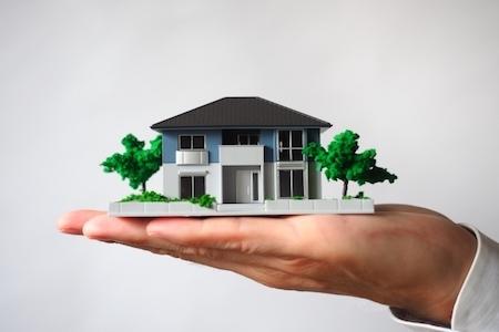 デザイナーズ住宅のイメージ画像