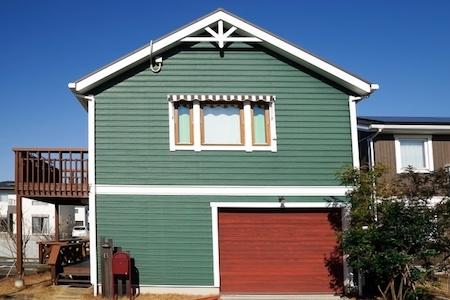 北欧の家のイメージ画像