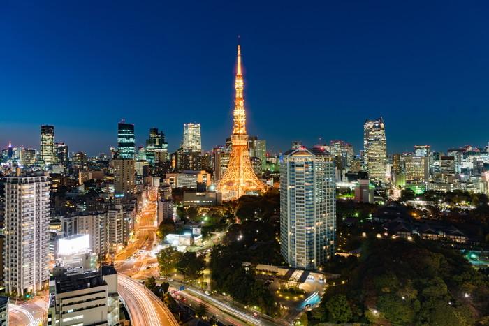 東京は不動産投資に最適なエリア?人口推移と注目度から今後を分析
