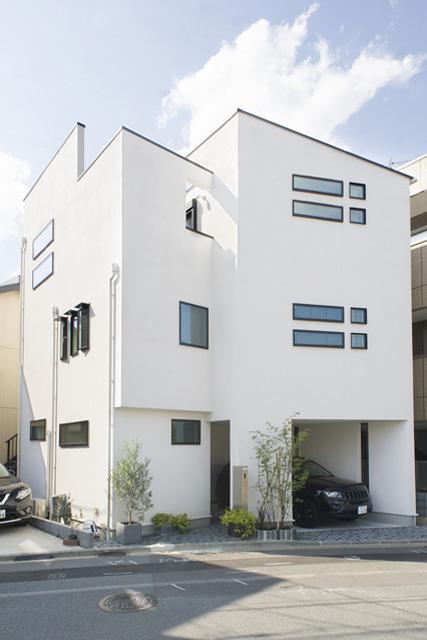 タツミプランニングの都市型住宅